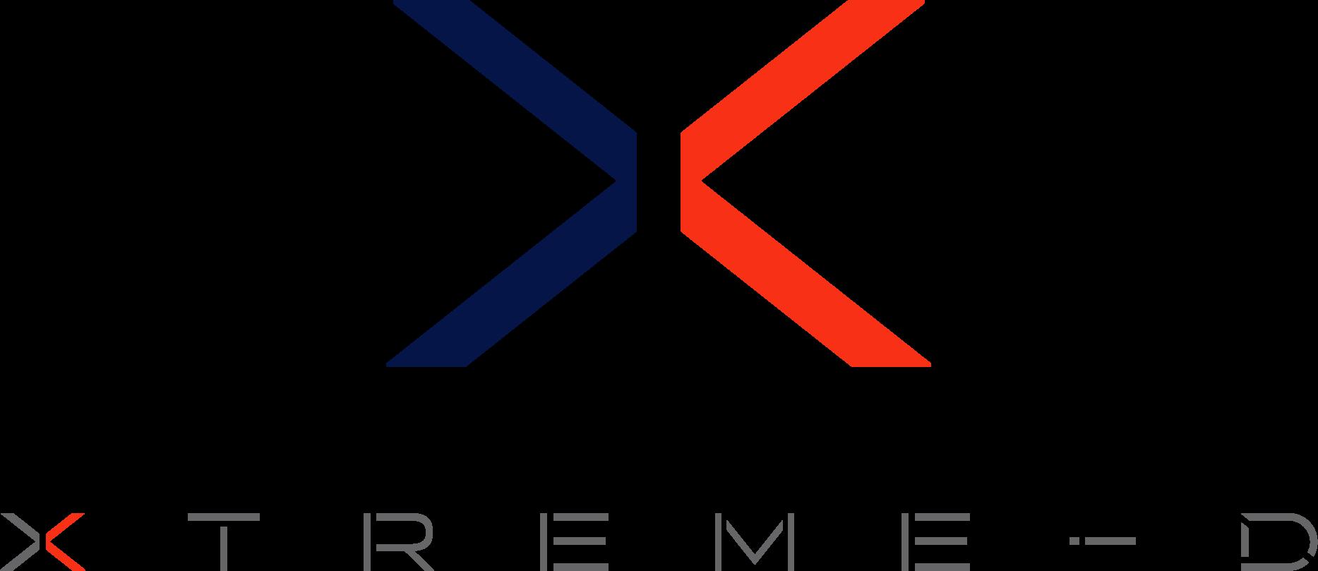 エクストリーム−D 株式会社 ロゴ