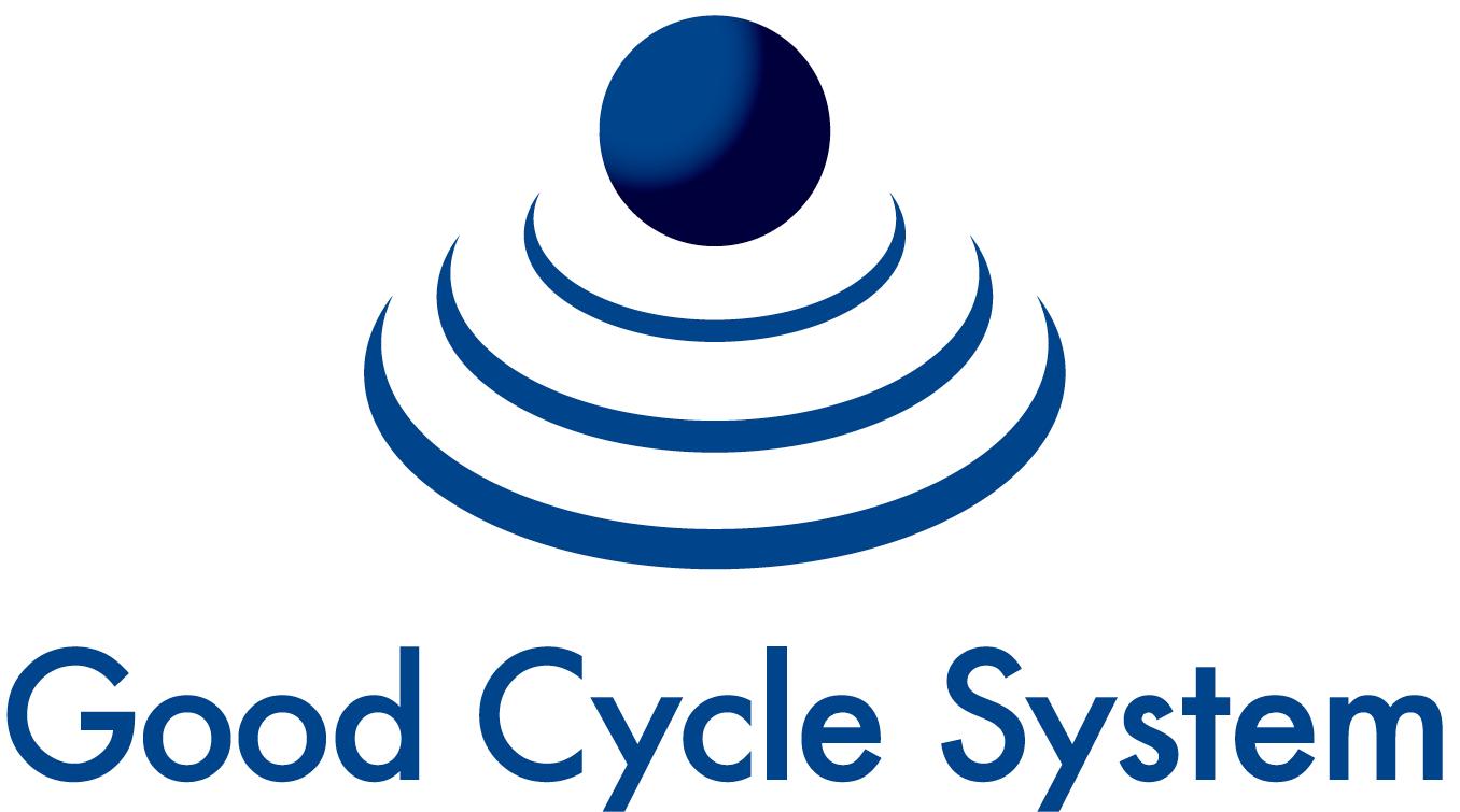 株式会社グッドサイクルシステム ロゴ