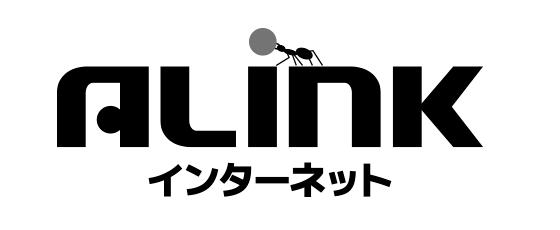 株式会社ALiNKインターネット ロゴ