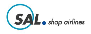 株式会社ショップエアライン ロゴ